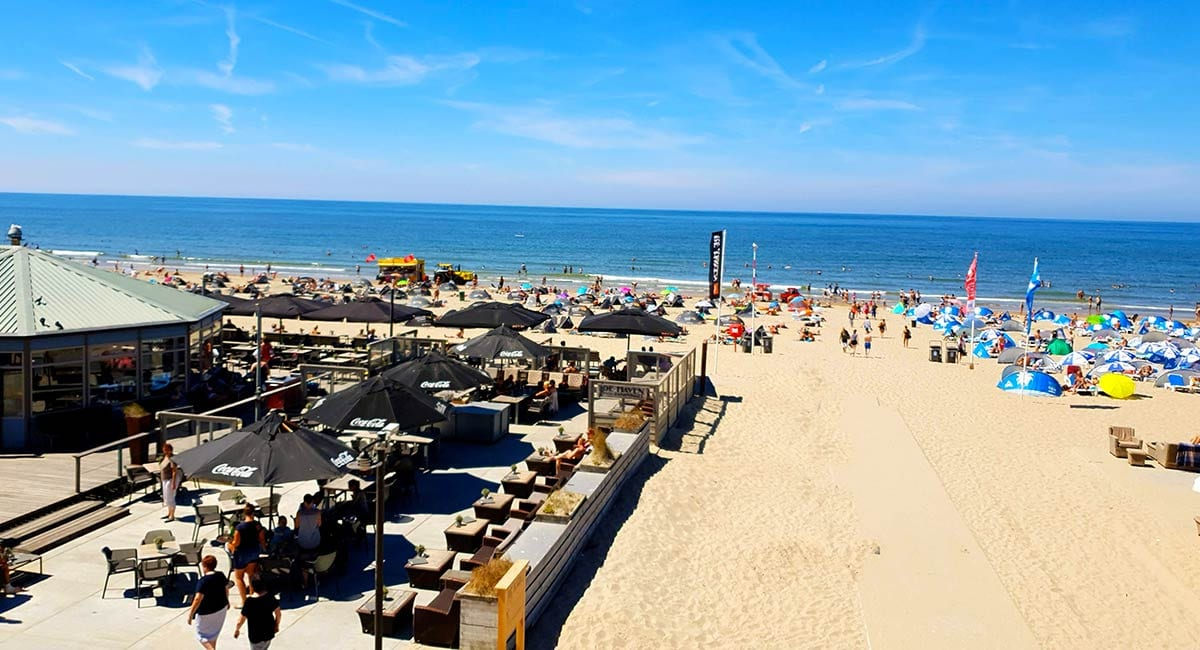 Strand van Zandvoort