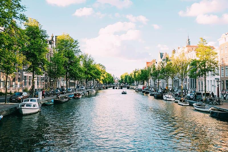weekend weg naar amsterdam