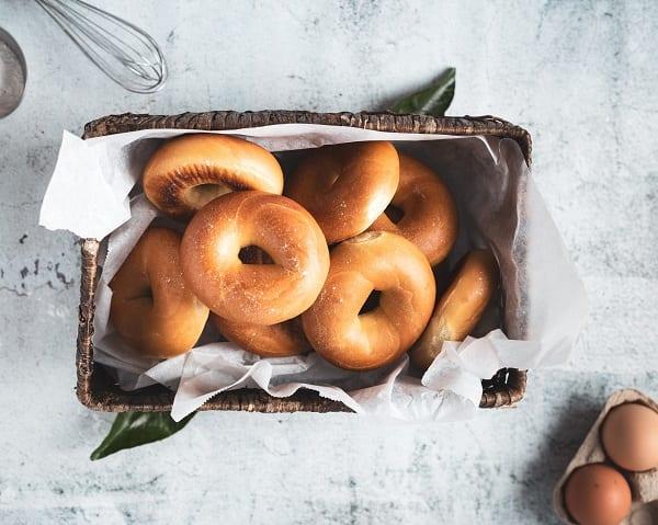 New Yorks ontbijt: de bagels