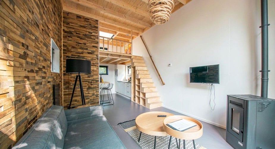 droompark maasduinen tiny house nederland