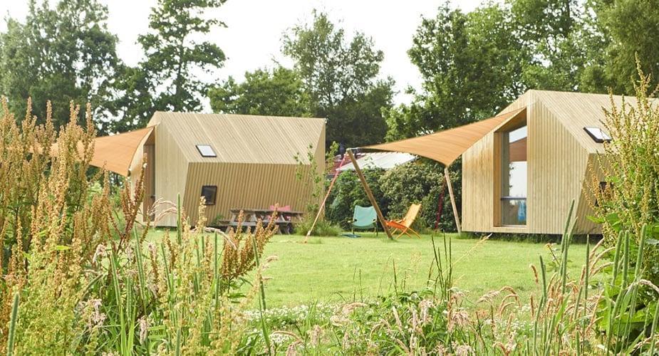 it Dreamlân Glamping Friesland tiny houses in nederland