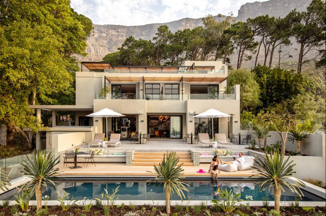 Ook op het lijstje van leukste hotels in Kaapstad, Hotel Camissa House