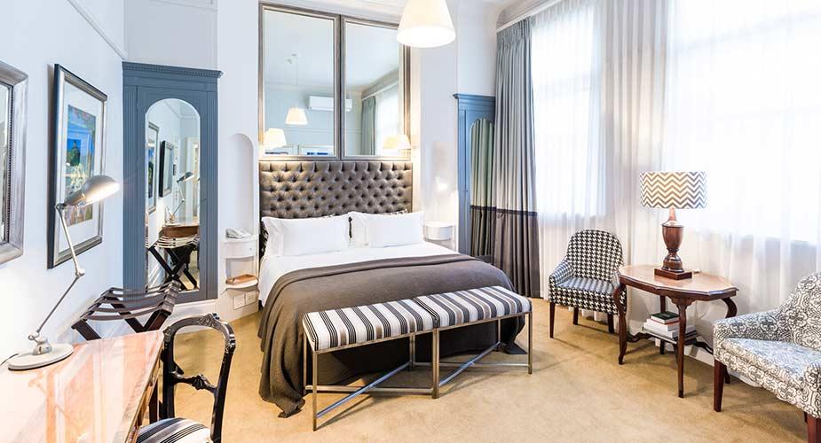 Kamer in hotel Ellerman House Kaapstad