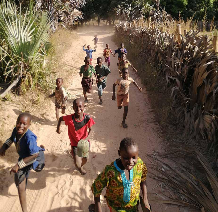 een reis door gambia