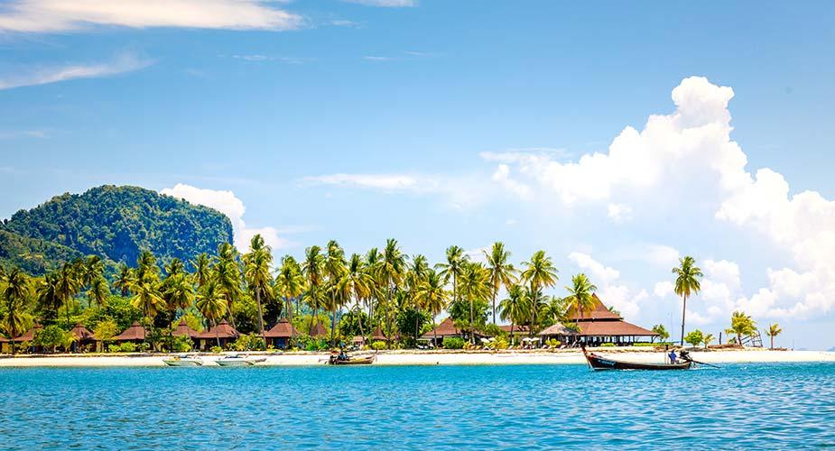 Sluit je reis naar Thialand af op het strand van Ko Muk