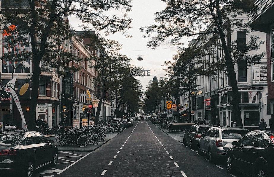 Witte de With straat Rotterdam