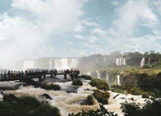 de Iguaçu watervallen