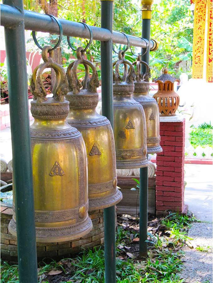 Ontdek de omgeving van Chiang Mai zoals in deze foto