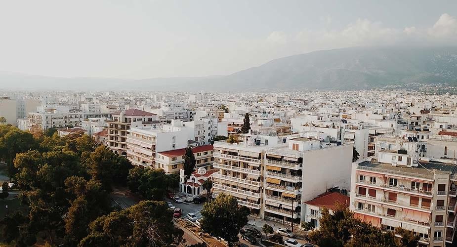 naar volos tijdens roadtrip vanuit Thessaloniki