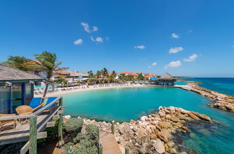 Strand van Avila Beach Hotel
