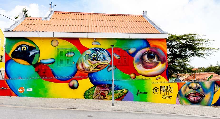 Curaçao Street Art