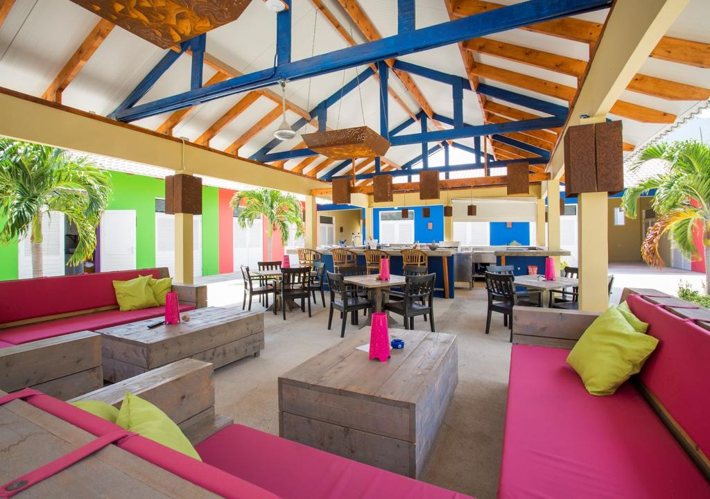 Bar van Willemstad Resort Curacao