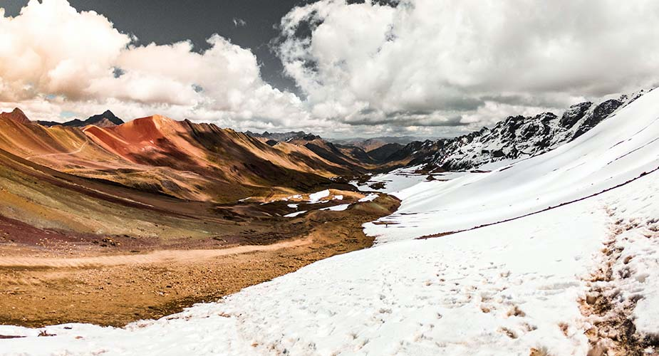 De Ausangate Trek, doen in Peru