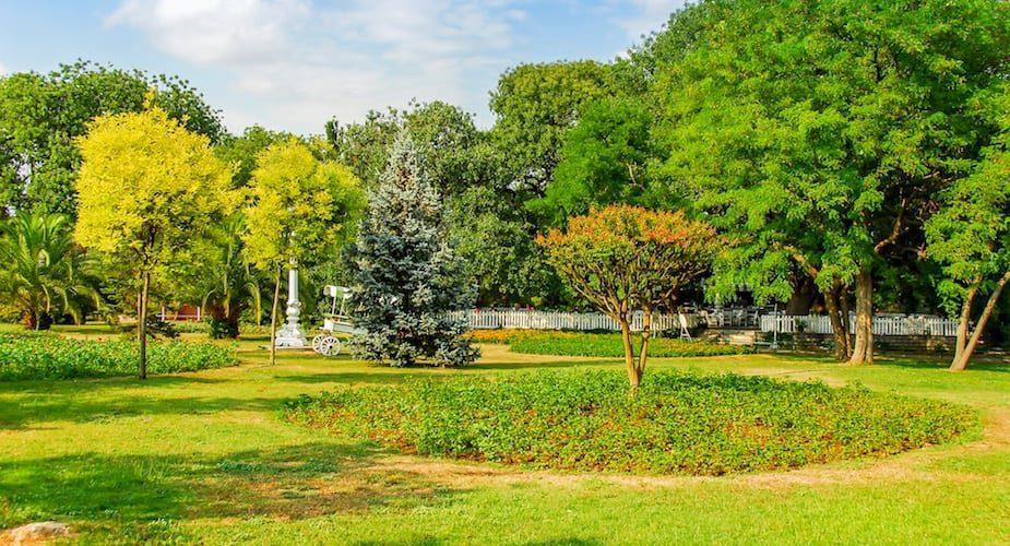 Fenerbahce park Istanbul