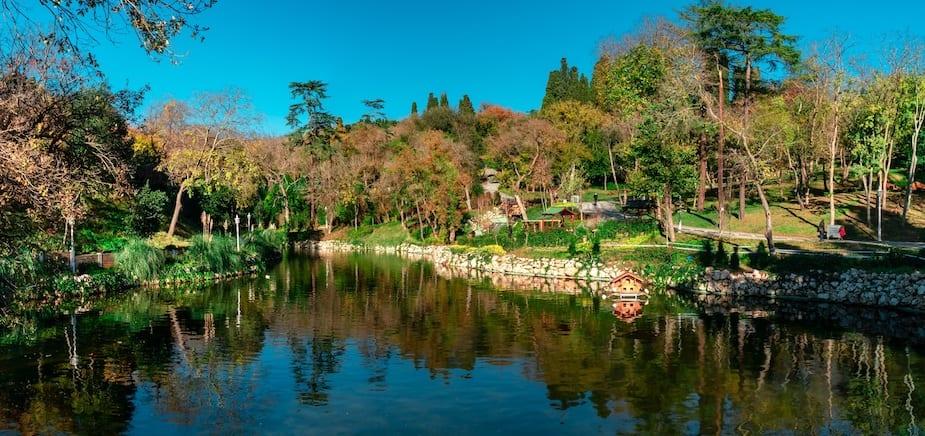 Yildiz park Istanbul