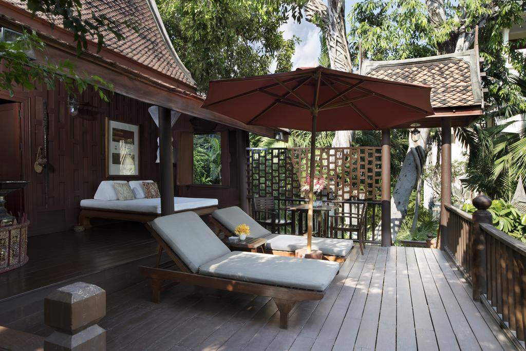 Exterieur van een kamer in Chakrabongse Villas
