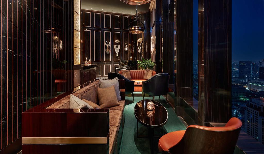 Bar van hotel Hyatt Park