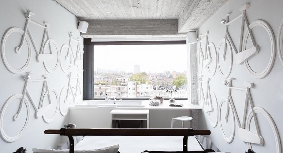 volkshotel special kamer bijzondere hotels amsterdam