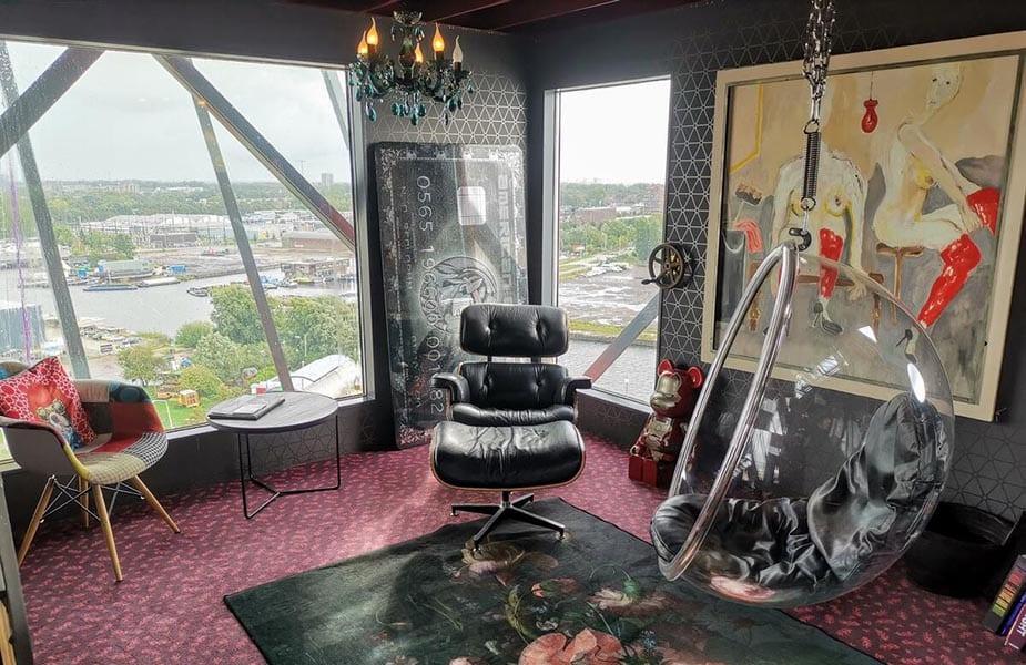 faralda crane hotel amsterdam