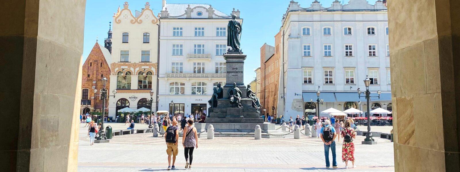 tips stedentrip krakau europa