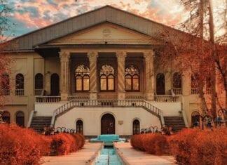 Museum Teheran Cinema Museum
