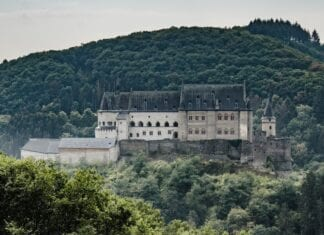 Kasteel Vianden Luxemburg Unsplash