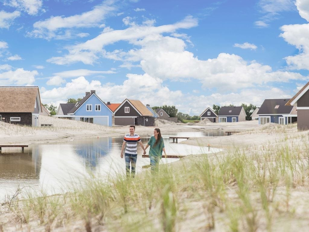 Park met huisjes Landal Strand Resort