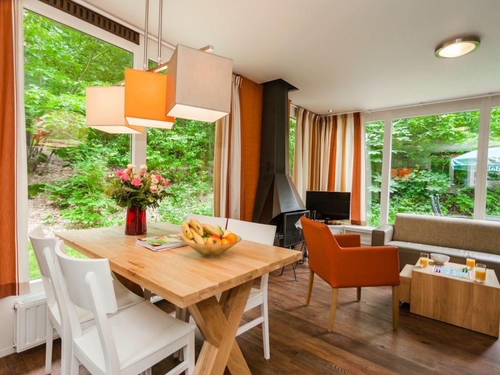 Voorbeeld van een interieur van een bungalow in Miggelenberg Landal