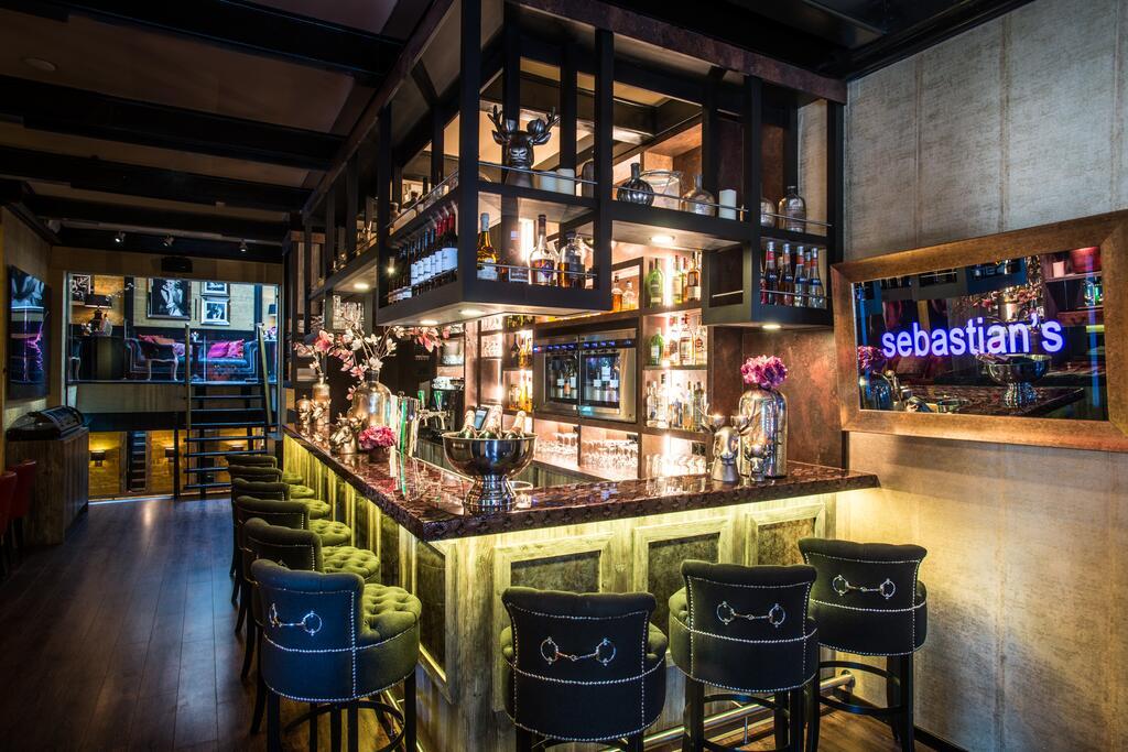 Bar van Sebastians in Amsterdam