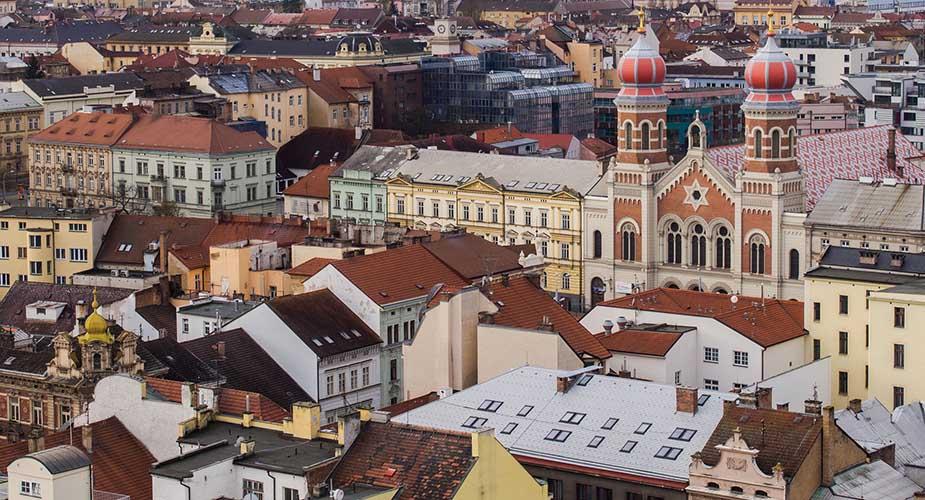 Pilsen in Tsjechië