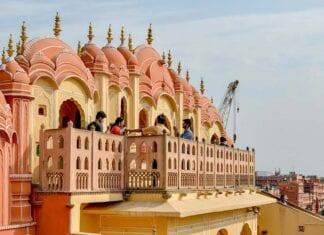 kleurrijke plekken in india