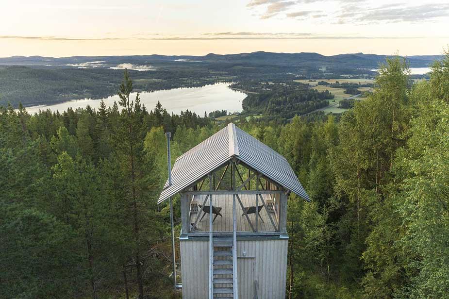 bergaliv loft house