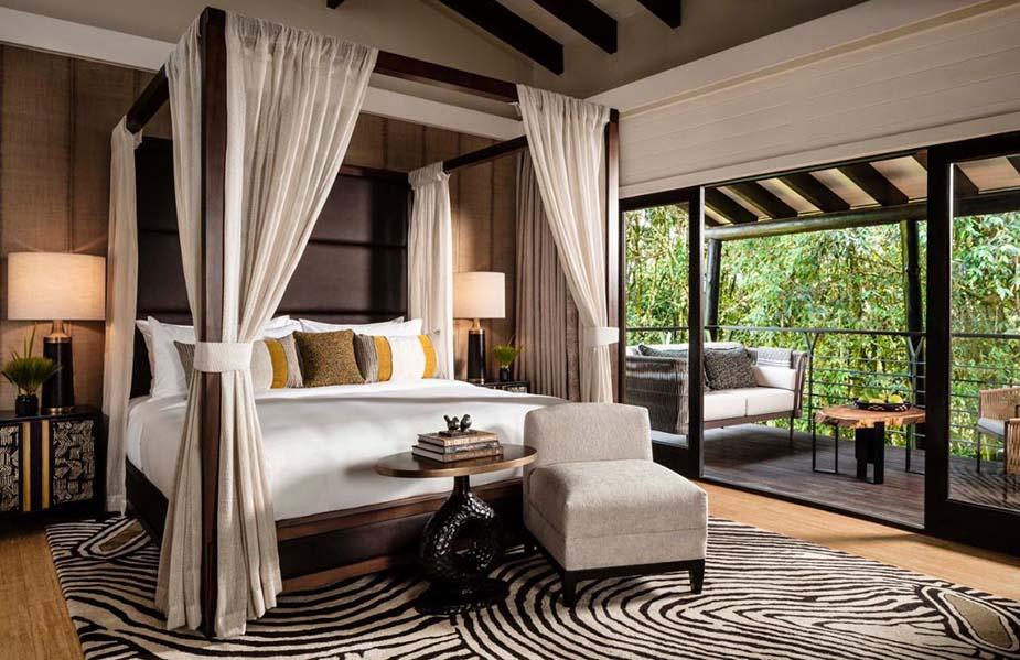 luxe hotels Rwanda One&Only Nyungwe House