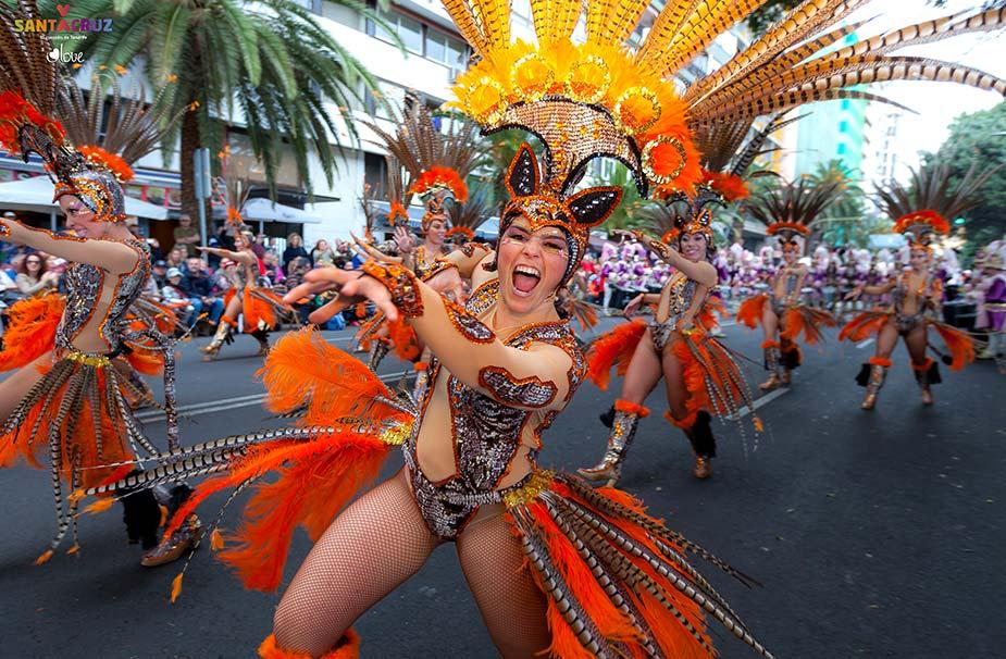 Carnaval in Santa Cruz de Tenerife