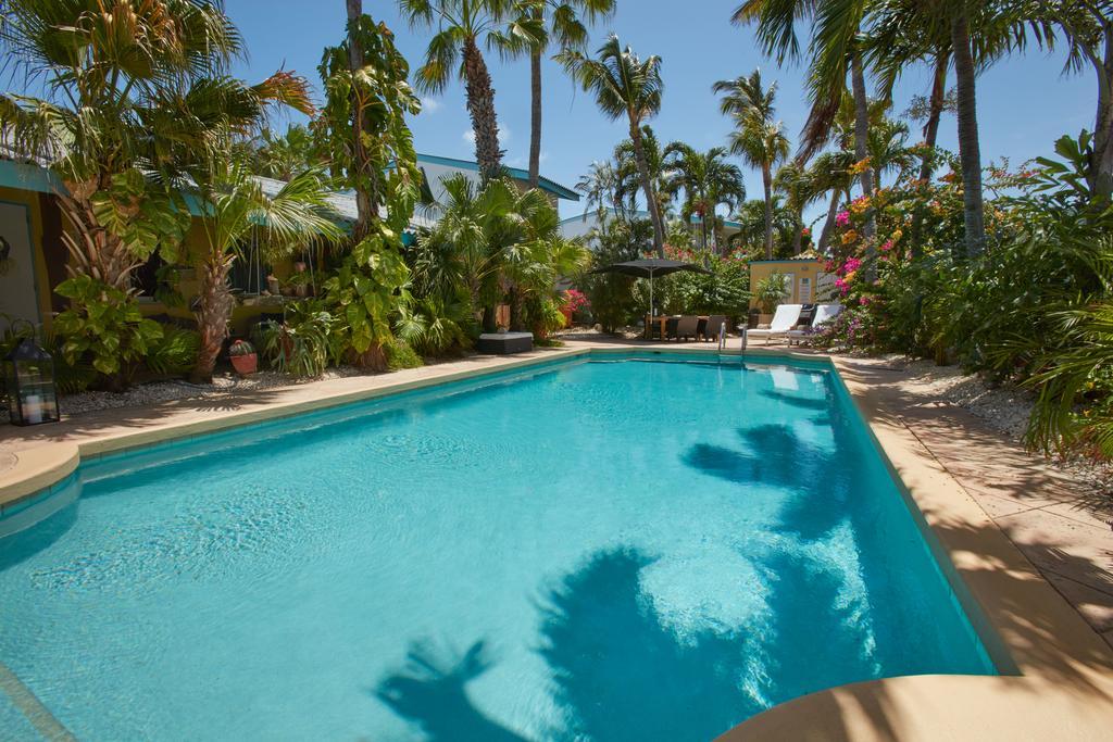 Zwembad van Paradera Park in Aruba
