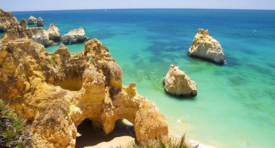 Praia dos Tres Irmãos zuid portugal