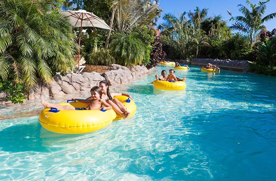 Zwem en speelplezier in Siam Park op Tenerife