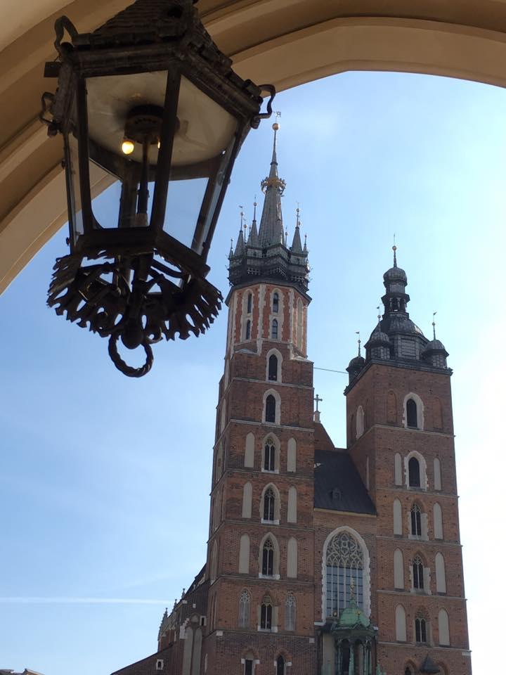 Kerk un Krakau