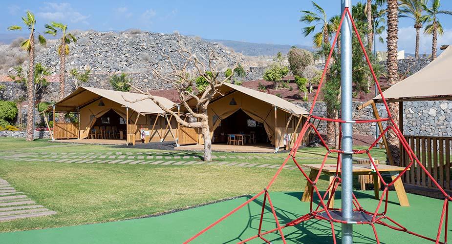 Het Kids Camp van Abama voor kinderen