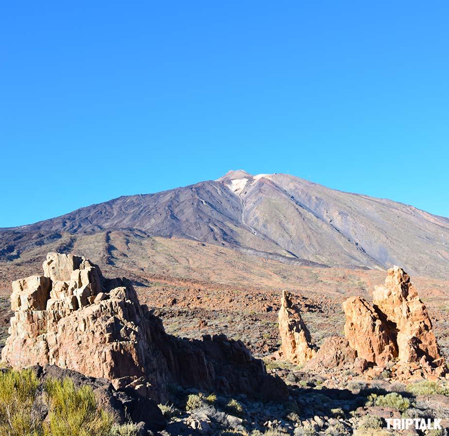 De Pico del Teide