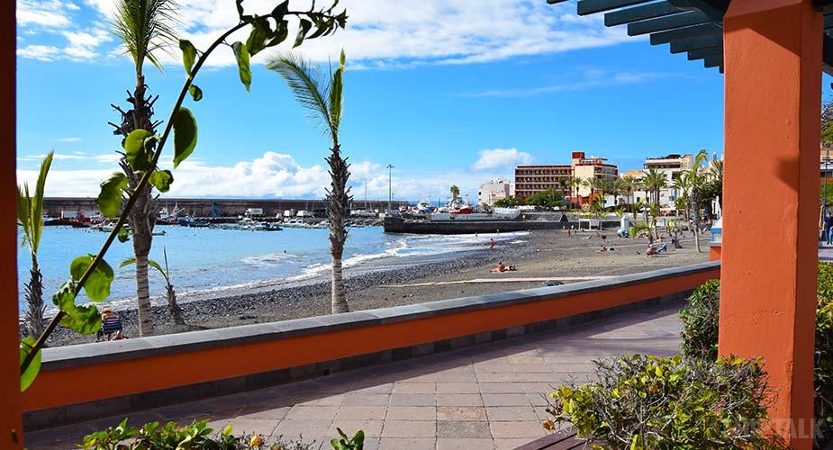 Playa de San Juan bij San Juan