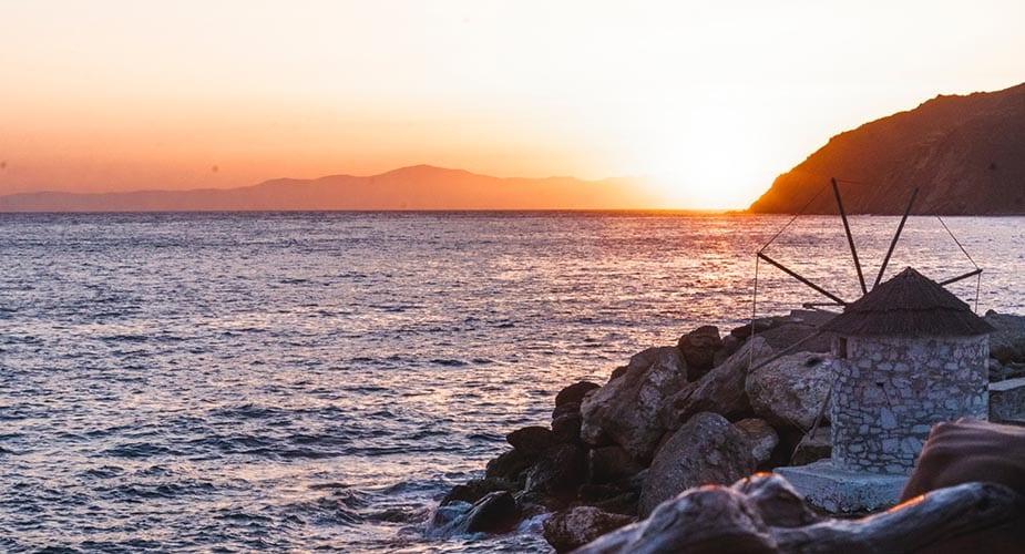 Amorgos bucketlist eiland Griekenland