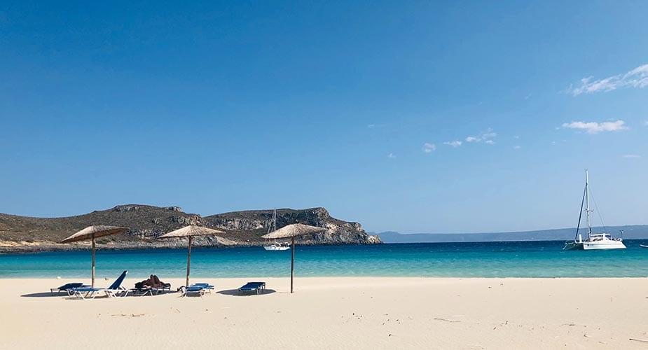 elafonisos griekse eilanden