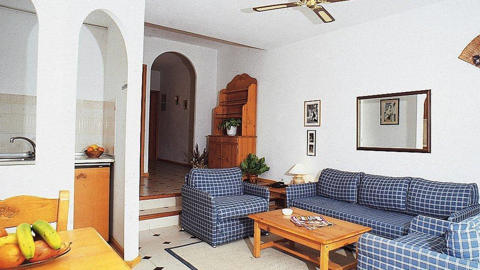 Interieur appartementen Cristian Sur