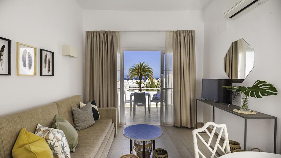 Interieur appartementen Lagos de Fanabe Tenerife