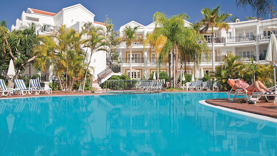 Appartementen Parque del Sol in Tenerife