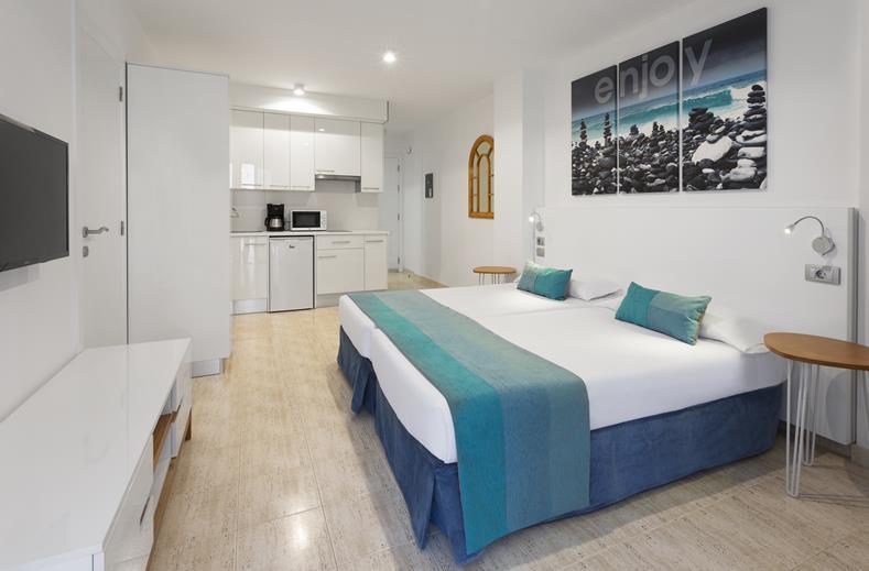 Interieur appartementen Saint George Tenerife