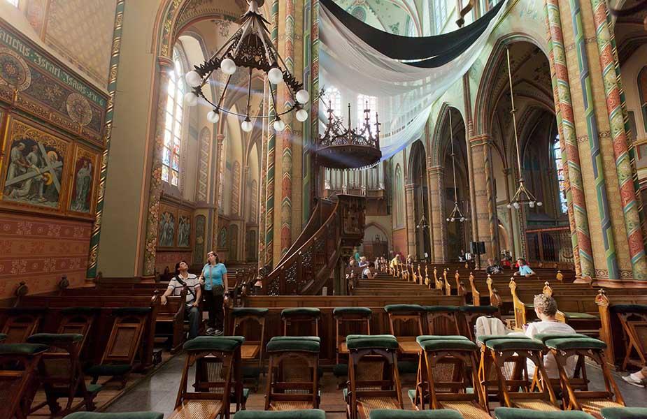 St Willibrordkerk utrecht