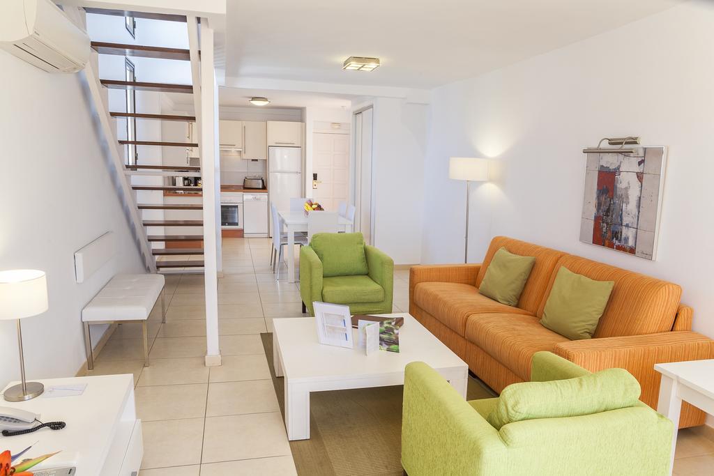 Interieur Sunset Bay appartementen Tenerife
