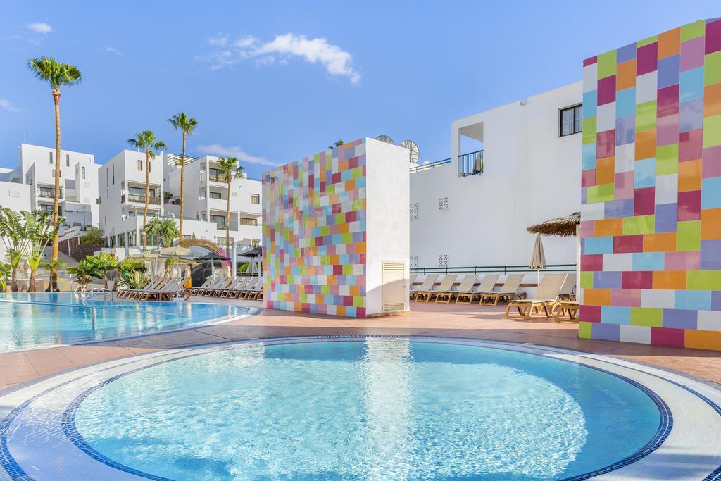 Appartementen Sunset Bay op Tenerife